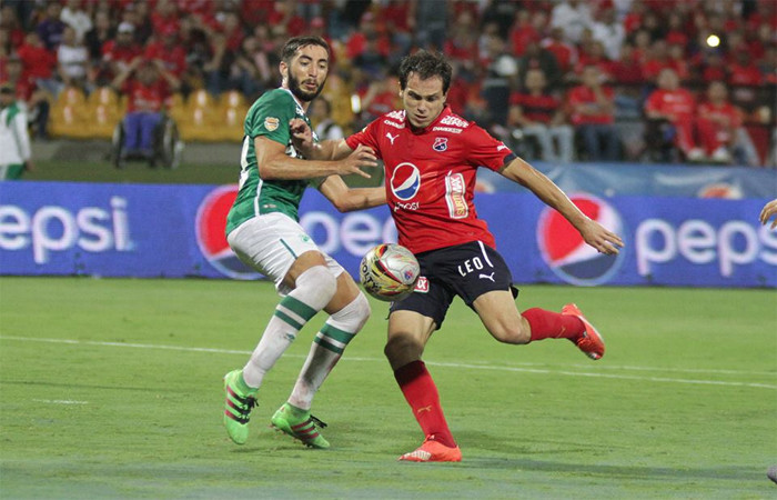 Equipos de Bogotá y Medellín definen mañana su paso a semifinales en Colombia