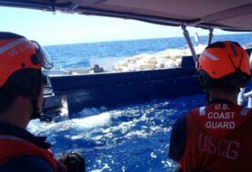 La Guardia Costera de EEUU decomisa 26,5 toneladas de cocaína en el Pacífico
