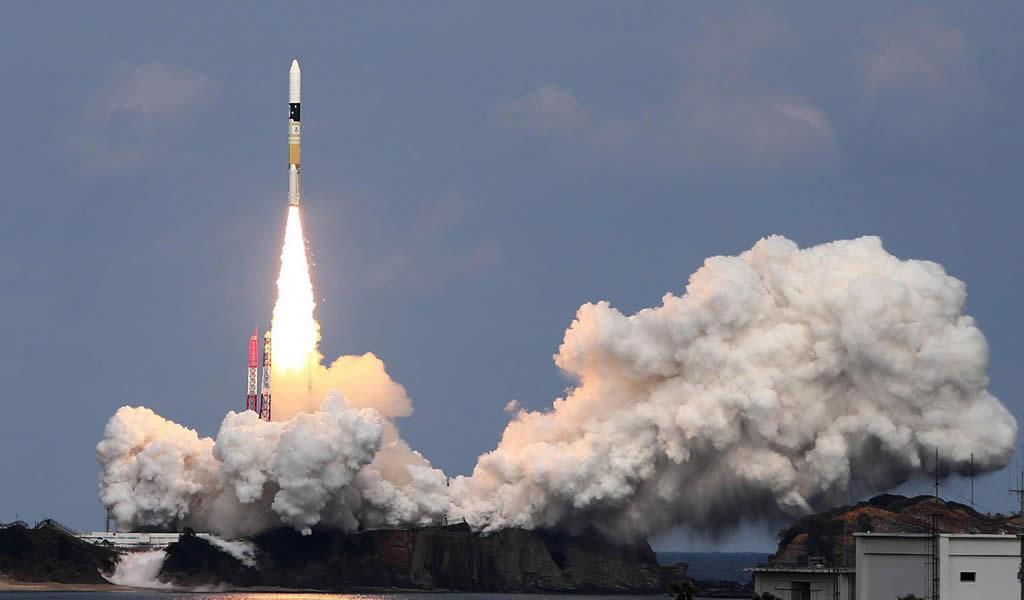 Japón desarrolla un mini cohete espacial de bajo coste