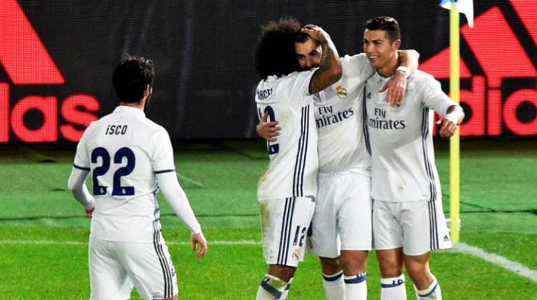 Real Madrid se lleva el Mundial de Clubes ante un Kashima que acarició el título