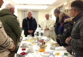 """El papa cumple 80 años: """"Que mi vejez sea tranquila, fecunda y alegre"""""""