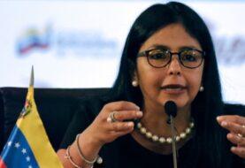 """Delcy Rodríguez:liberaciones están en """"imaginación"""" de opositores"""
