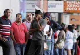 El número de desempleados en Brasil llega al récord de 12,1 millones