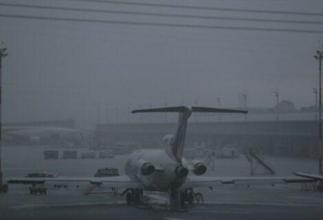 Lluvias afectan operación aérea de varios aeropuertos en Colombia