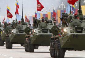 """Maduro dice que dotará de """"moderna tecnología"""" china y rusa a Fuerza Armada"""