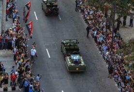 Los restos de Fidel Castro regresan a Holguín, su tierra natal