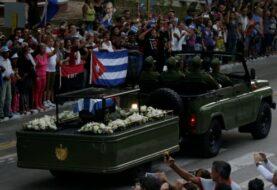 Santiago despidió a Fidel