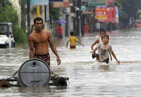 Miles de evacuados en Filipinas ante la llegada del tifón Nock-Ten