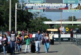 Frontera colombovenezolana estará abierta por 15 horas en navidad y año nuevo