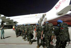 Contingente español se suma a Misión de verificación de la ONU en Colombia