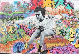 Carnaval de Barranquilla homenajea a grafitero muerto por disparo de táser