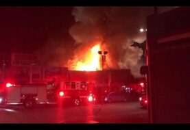 Mueren al menos 9 personas al declararse un incendio en un concierto en EEUU