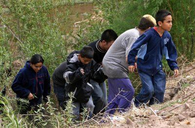 Crecen las detenciones de indocumentados en la frontera de EEUU con México