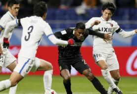 El Kashima culmina la sorpresa y frustra el sueño del At. Nacional