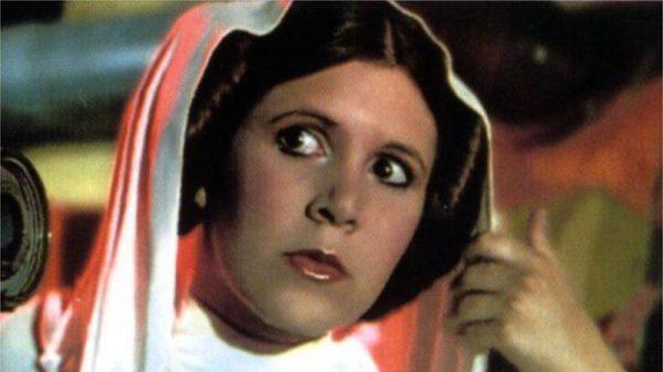 "Muere Carrie Fisher, la inolvidable princesa Leia de ""Star Wars"""