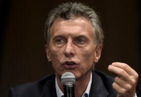 """Macri califica de """"cobarde"""" al gobierno venezolano sometiendo al pueblo"""