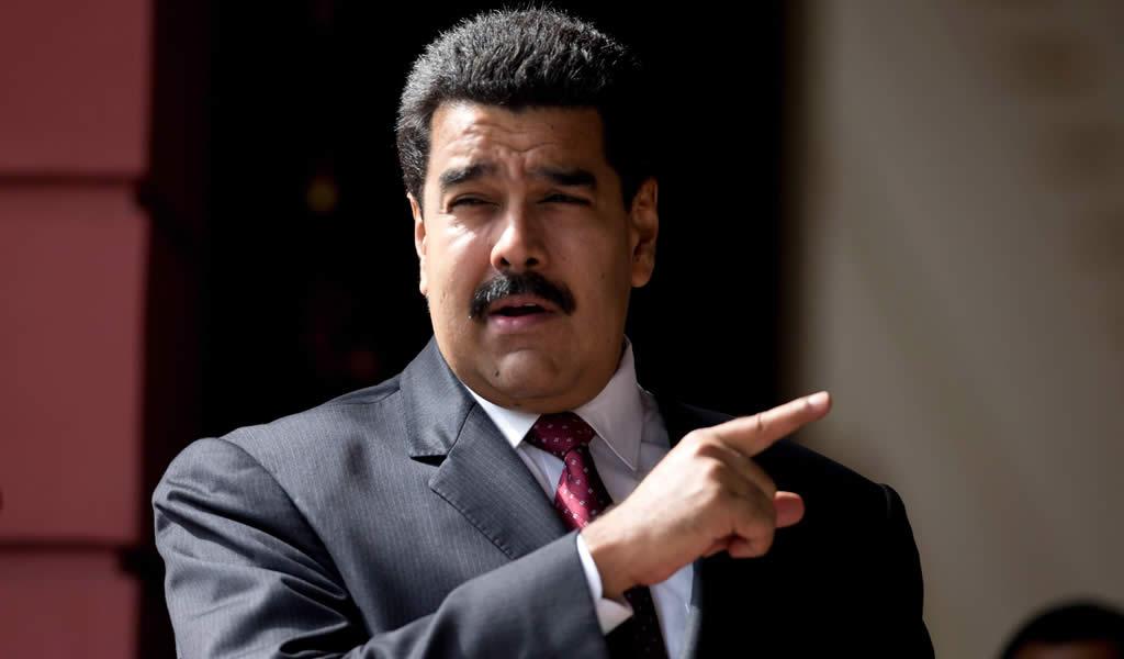 """Maduro afirma que Venezuela avanzará y tendrá paz con o sin """"derecha dialogando"""""""