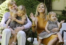 La reina Máxima llega al sur de Argentina para pasar las vacaciones navideñas