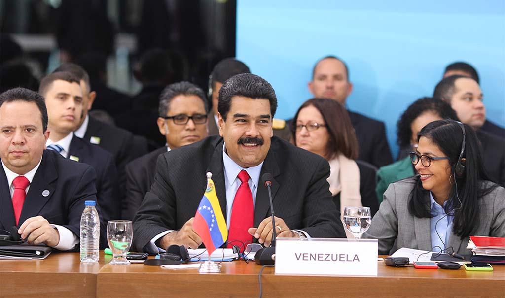 Chavismo exigirá respeto en embajadas de países miembros del Mercosur