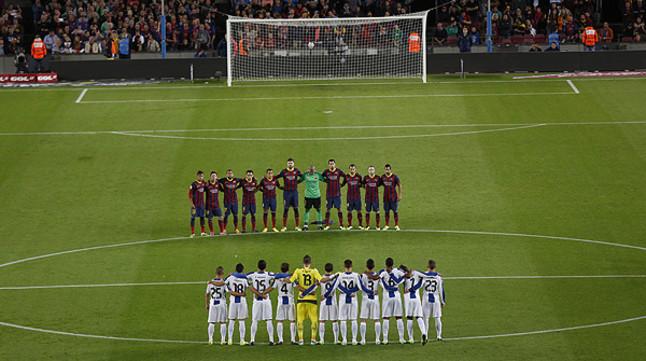 FIFA pide un minuto de silencio en todos los partidos del fin de semana