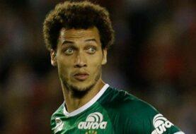 Neto del Chapecoense llega a Brasil