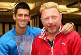 Djokovic se desvincula de Boris Becker después de tres años