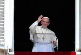 El papa pide que Venezuela logre los pasos necesarios para acabar con tensiones