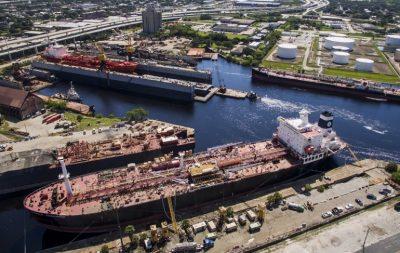 Puertos de Florida crearon 200.000 empleos en cuatro años