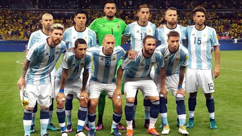 Argentina cierra 2016 como líder mundial en ranking Fifa