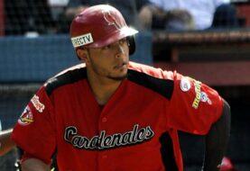 Carlos Rivero, de Cardenales de Lara, es el Jugador de la Semana en la LVBP