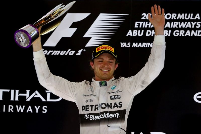 Nico Rosberg anuncia que se retira de la Fórmula Uno
