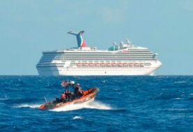 Guardia Costera de EE.UU. busca a un pasajero que cayó de un crucero