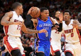 Westbrook logra su trigésimo triple-doble del año; los Rockets van en serio