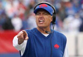 Rex Ryan fue despedido como entrenador en jefe de los Bills
