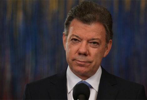 Santos dice que recibirá el Nobel de paz a nombre de víctimas del conflicto