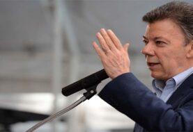 Santos viaja el jueves para recibir el Nobel
