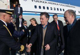 Santos visitará cinco países europeos en gira después de recibir el Nobel