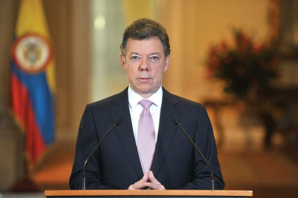 Presidente Santos reitera urgencia de implementar acuerdo de paz con las FARC