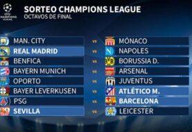 Bayern Múnich-Arsenal y Barcelona-PSG, duelos estelares de octavos