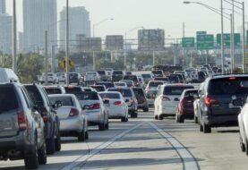 El tráfico de Miami se convirtió en melodía por unos minutos