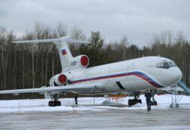 Gobierno ruso confirma accidente de vuelo militar en el mar Negro