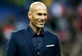 """Zidane """"felicita por el gran partido"""" al Deportivo"""
