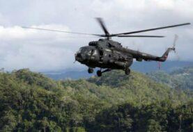 Búsqueda de helicóptero venezolano desaparecido con 13 personas cumple un mes