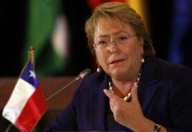 Bachelet cierra 2016 con apoyo promedio del 25 %, el peor de sus dos mandatos