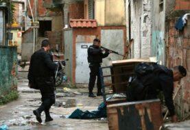 Al menos una persona resulta herida de bala en Río de Janeiro cada hora