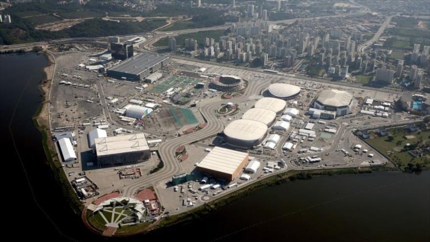 Brasil bate récord de turistas, con 6,6 millones, en año de Juegos Olímpicos