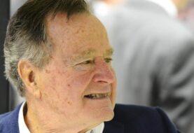 George Bush padre sigue en cuidados intensivos con perspectivas positivas