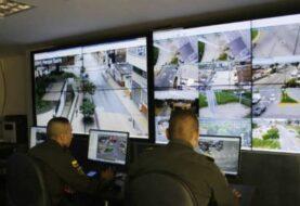 Doce ciudades colombianas cuentan con cobertura total de cámaras de seguridad
