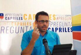 Capriles es citado por la Contraloría venezolana por caso Odebrecht