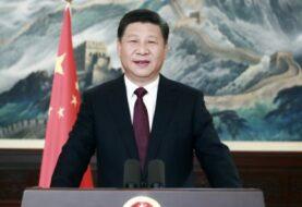 """El presidente chino está """"abierto"""" a reunión con el equipo de Trump en Davos"""